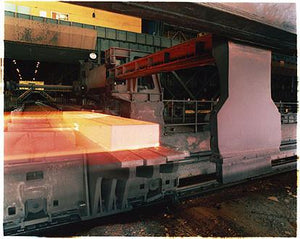 Ingot Pusher II, Bloom&Billet Mill, Scunthorpe 2007