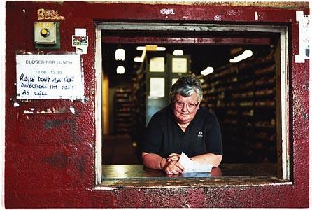 June - Store-woman, Bloom&Billet Mill, Scunthorpe 2007