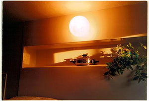 Kitchen shelf, Post War Prefab, Wisbech 1993