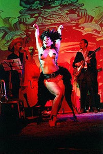 "Miss Immodesty Blaize I, ""The Whoopee Club"" London 2003"