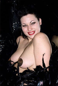 "Miss Immodesty Blaize III, ""The Whoopee Club"" London 2003"