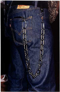 Wallet chain detail, Las Vegas 2000