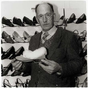 Shoe Salesman, Northwich 1987