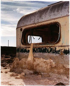 Trailer, Bombay Beach, Salton Sea, California 2003