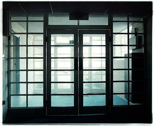 Doorway, Bletchley Park 2003