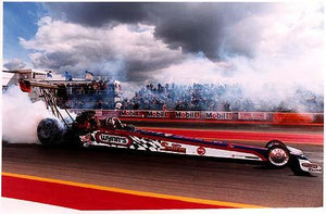 Barry Sheavills - Stagecoach VII, European Finals, Santa Pod 1998
