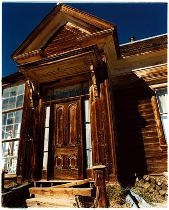 Ranger's Office, Bodie, California 2003