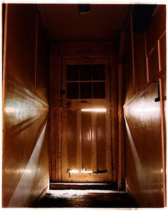 Hut 3 - Doorway, Bletchley Park, 2003