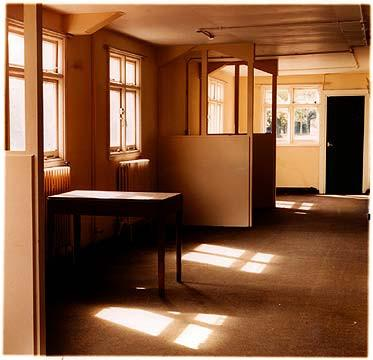 Hut 3, Bletchley Park, 2003