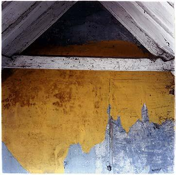 Roof, Field Darling, Norfolk 1986