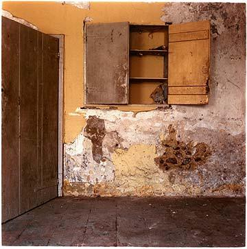 Cupboard and Door, Field Darling, Norfolk 1986