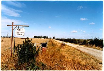 Oakington Road, Cuckoo Hill Farm, Cottenham, Cambridgeshire 2003