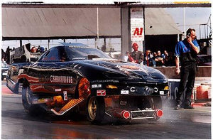 Gordon Smith - Shockwave, Easter Thunderball, Santa Pod 2004