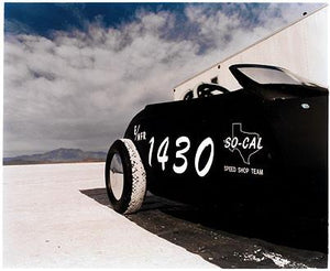 Jim Jard - '32 Roadster, Bonneville, Utah 2003