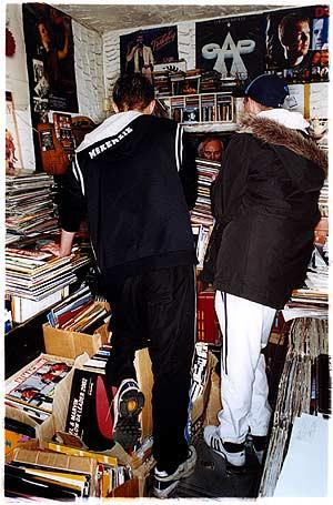Brick House Records, Grays 2003