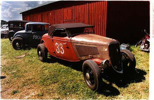 #33 Ford Roadster, Sweden 2004