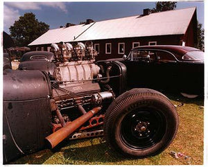 Supercharged Rod I, Sweden 2004