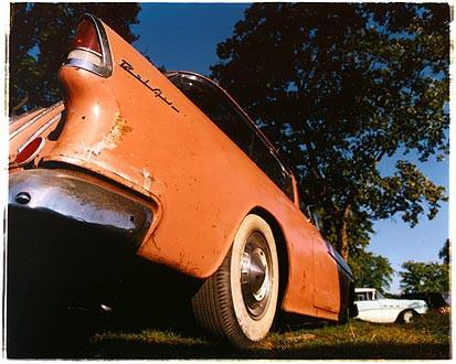 Hakan's '55 Chevy Nomad, Sweden 2004