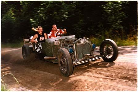 Roadster Pick up - Hillclimb, Sweden 2004