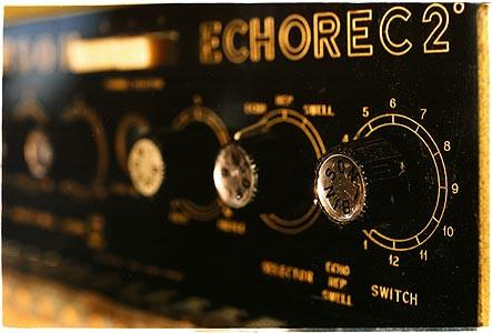 Echorec 2 echo unit, Sweden 2004