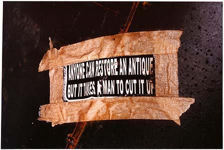 Cut it up, Sweden 2004