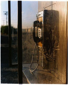 Call Box, Salton City, California 2003