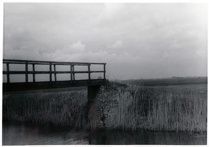 Bridge by Tudor Heeps, Cambridgeshire 1966