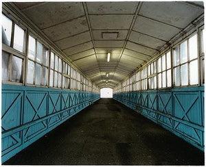 Disused Baggage Gangway - TICT, Port of Tilbury 2004