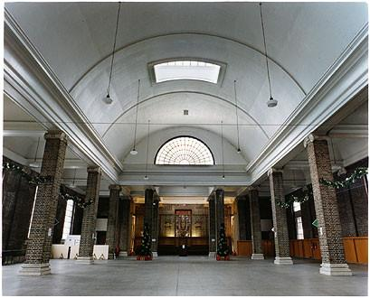 The Memorial Hall - Ferry Terminal, Port of Tilbury 2004
