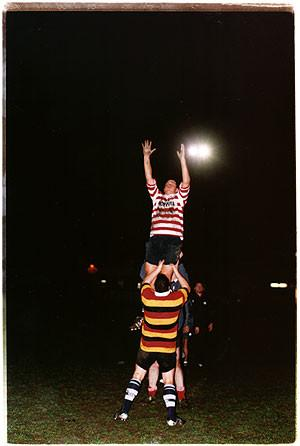 Line Out, Thurrock Rugby Club 2004