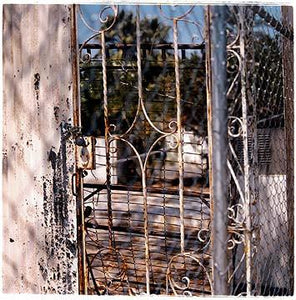 Back Gate - The Spanish Inn, Palm Springs, California 2002