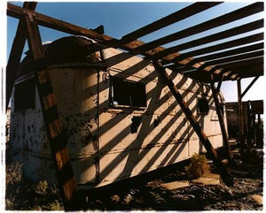 Eddie Ave, Salton Sea Beach, Salton Sea, California 2004