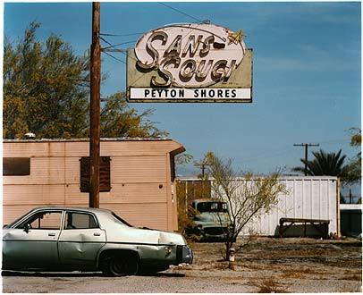 Desert Shores, Salton Sea, California 2002