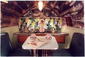 Honeymoon trailer, Bisbee Arizona 2001