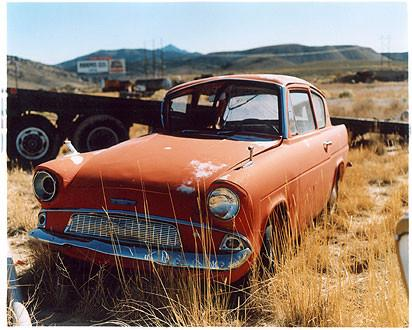 Ford Anglia, Ely, Nevada 2003