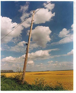 Telephone Pole III, White Horse Road, Cambridgeshire 2005