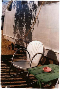 Shady spot, Bisbee Arizona 2001