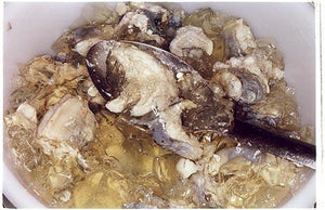 Jellied Eels - Manzes, Chapel Market, Islington, London 2005