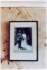 Wedding Photo, Post War Prefab, Wisbech 1993