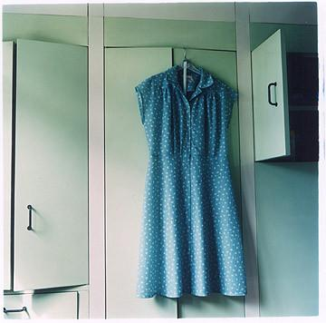 Dress I, Post War Prefab, Wisbech 1993