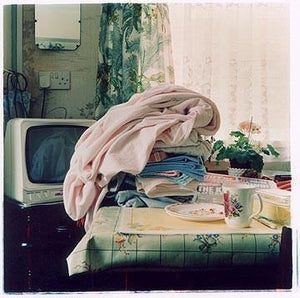 Laundry, Post War Prefab, Wisbech 1993