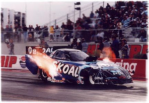 Tommy Johnson Jr - Launch (Dusk), Las Vegas Motor Speedway 2001