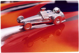 Toy Dragster, Sanoma, California 2001