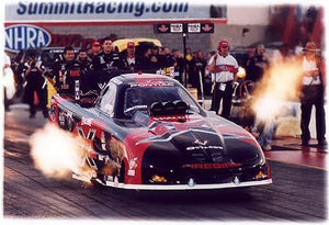 Jerry Toliver (WWF/XFL) - Launch, Las Vegas Motor Speedway 2001
