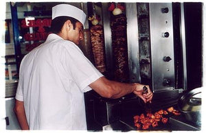 King's Kebab House, Earls Court, London 2004
