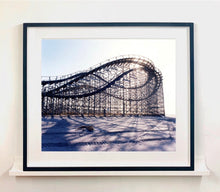 Load image into Gallery viewer, Roller Coaster, Wildwoods, NJ, 2013