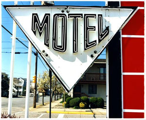 Motel, Wildwoods, NJ, 2013