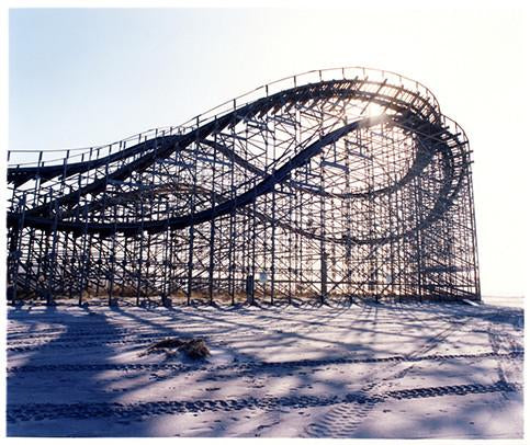 Roller Coaster, Wildwoods, NJ, 2013