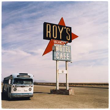 Bus - Roy's Route, California, 2002