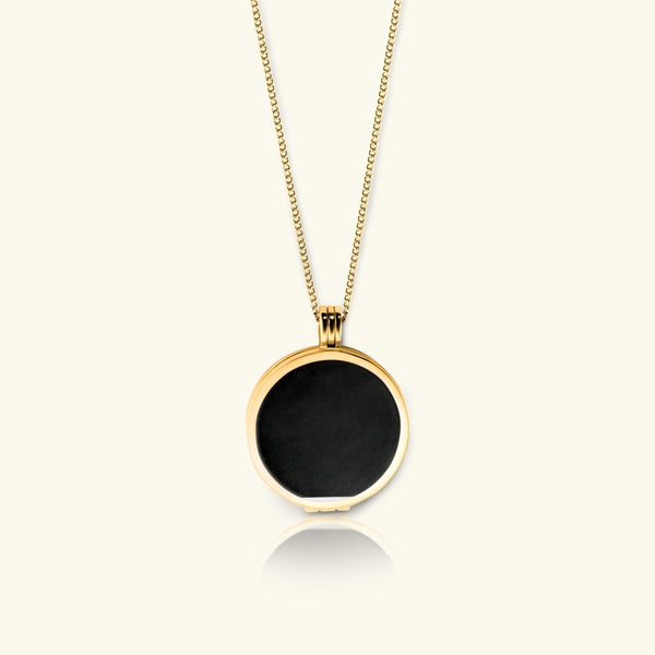 Load image into Gallery viewer, Create Your Own Smart Locket Necklace - digital lockets by evermée